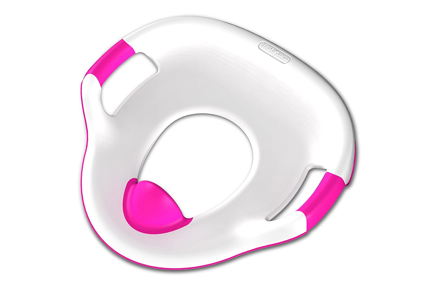 2 Pack Pink The First Years Soft Grip Trainer Seat