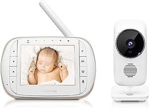 Motorola Baby Smart Video Baby Monitor with Wi-Fi & 3.5