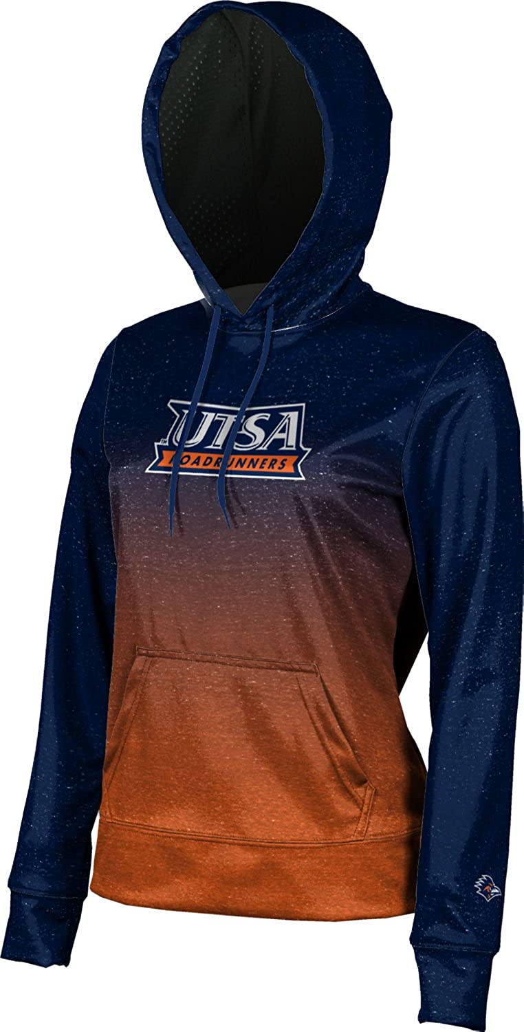 School Spirit Sweatshirt Gradient The University of Texas at San Antonio Girls Pullover Hoodie