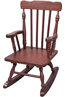 Gift Mark Child s Colonial Rocking Chair  CherryAmazon com  KidKraft 2 Slat Rocking Chair   Espresso  Toys   Games. Kidkraft Rocking Chair Cherry. Home Design Ideas