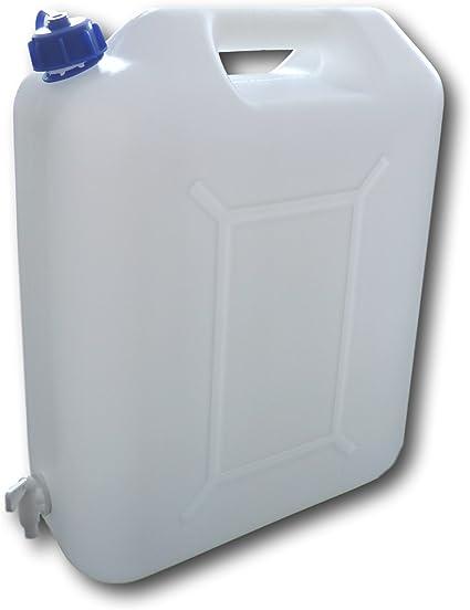 Wasserkanister 20L Kanister Trinkwasserkanister mit Hahn