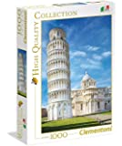 Clementoni - 39455 - High Quality Collection Puzzle - Pisa - 1000 Pezzi