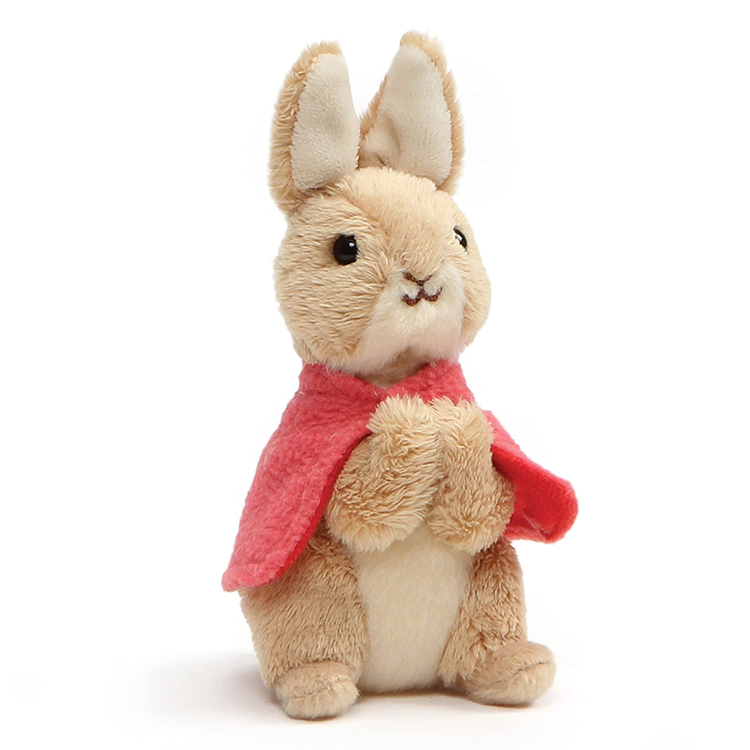 Benjamin Collectors Set of 4 Plush 5 Beanies with Easter Egg Sticker Collector/'s Set of 4 Plush 5 Beanies with Easter Egg Sticker Jemima Duck Gund Classic Peter Rabbit and Flopsy Bunny
