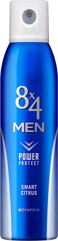 8x4メン デオドラントスプレースマートシトラス