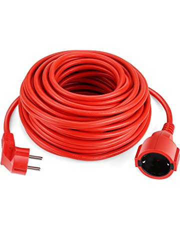 Alargadores de cables | Amazon.es