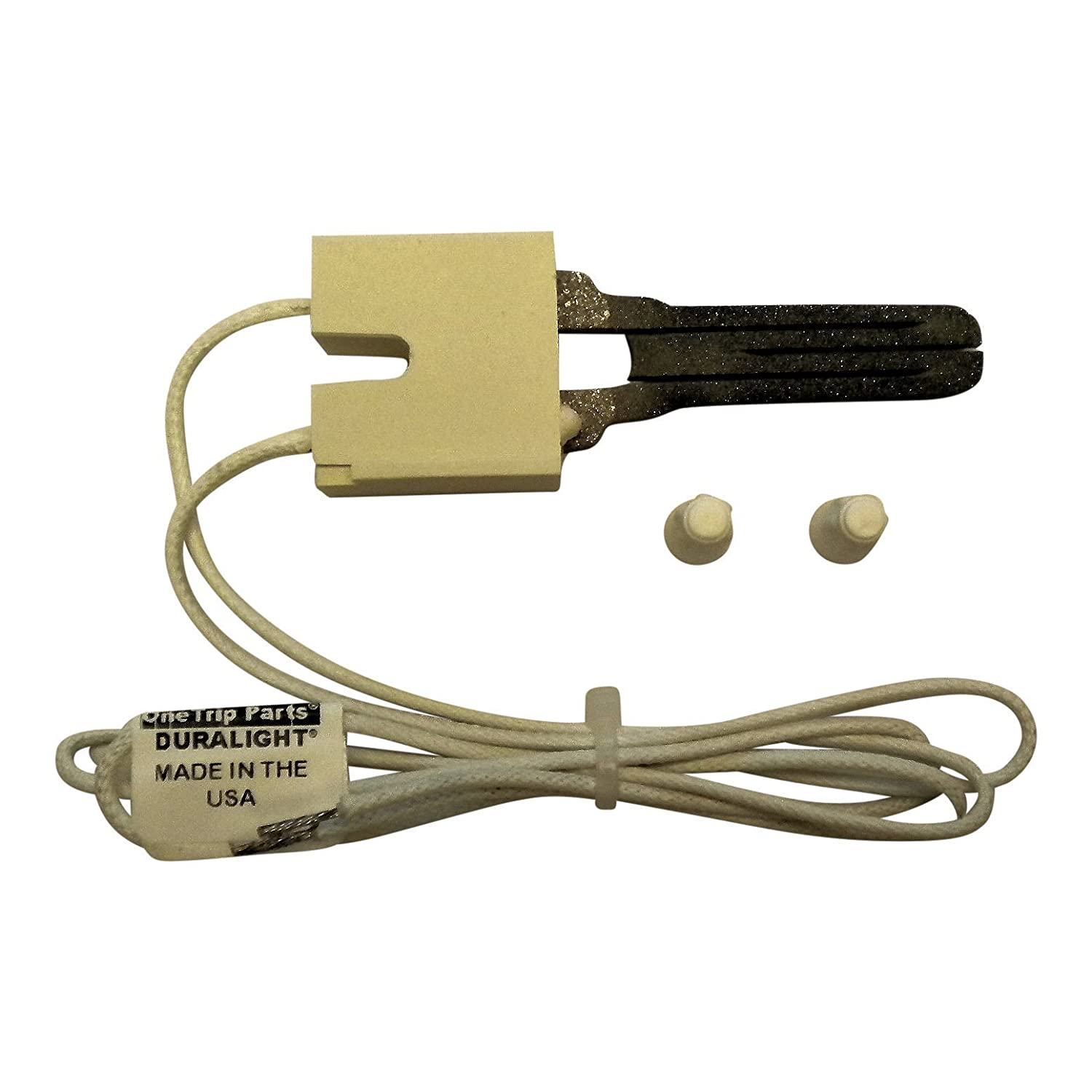 and 025-41021-000 Duralight Ignitor Universal Replacement for Coleman Evcon Mobile Home Furnaces 1474-051P 1474-052P