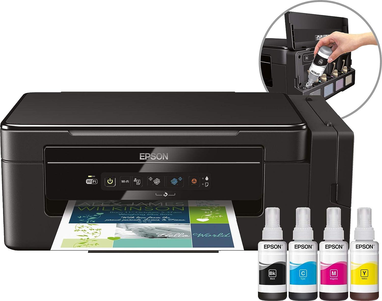 Epson ECOTANK ET2600 3IN1 Impresora de inyección de Tinta ...