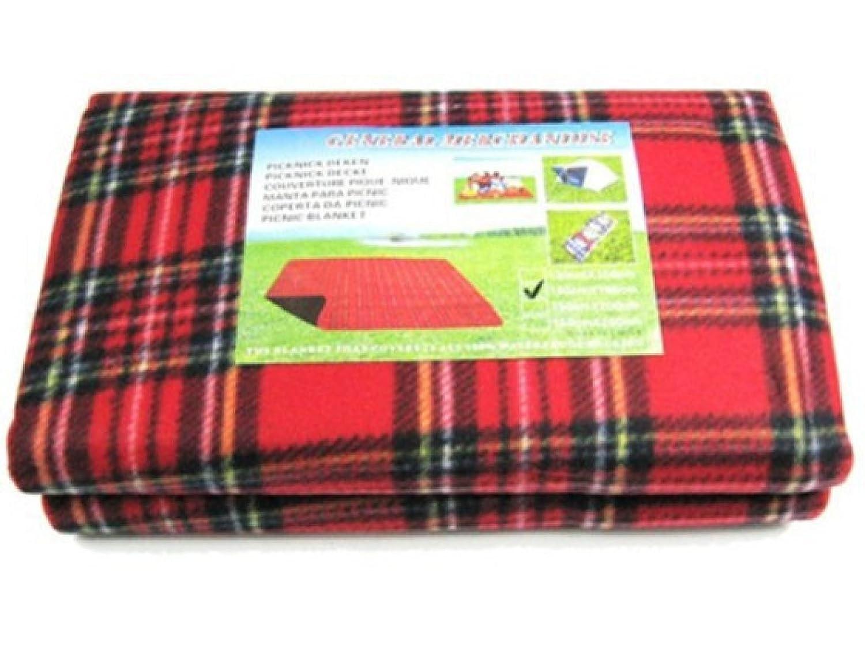 Outdoor Park Isolierung Suede Camping Kriechende Matte Picknickdecke 150  200cm,B B0713QNLRW | Shop