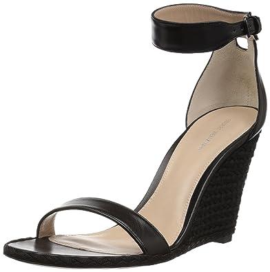81926f4a20b Amazon.com: Stuart Weitzman Women's Backupwedge Wedge Sandal: Shoes