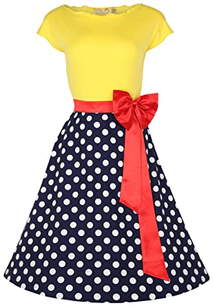 c1ad02909bae Lindy Bop  Yvette  Chic Vintage 1950 s Parisian Style Dress (26 ...