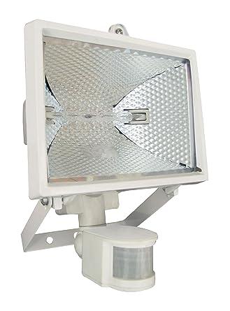 Tibelec 345930 - Proyector halógeno con detector de movimiento ...