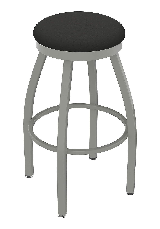 Holland Bar Stool Co. 80230AN008 802 Misha Bar Stool, 30 Seat Height, Canter Iron