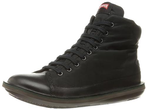 Camper Men's Beetle 36530 Ankle Boots, Black 1, ...