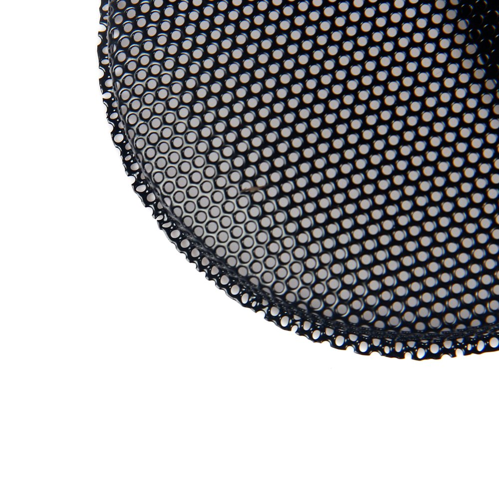 Coque de Protection pour Haut-Parleur avec 8 pi/èces 2 pi/èces Vis pour Haut-Parleur de 5 Pouces Montage Home Audio DIY