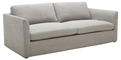 Stone & Beam Faraday Down-Filled Casual Sofa, 102