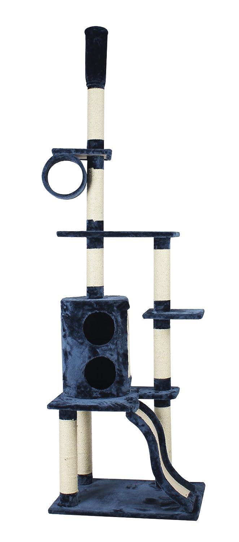 Croci C6020918 Kratzbaum London, 73 x 50 x 240-265 cm