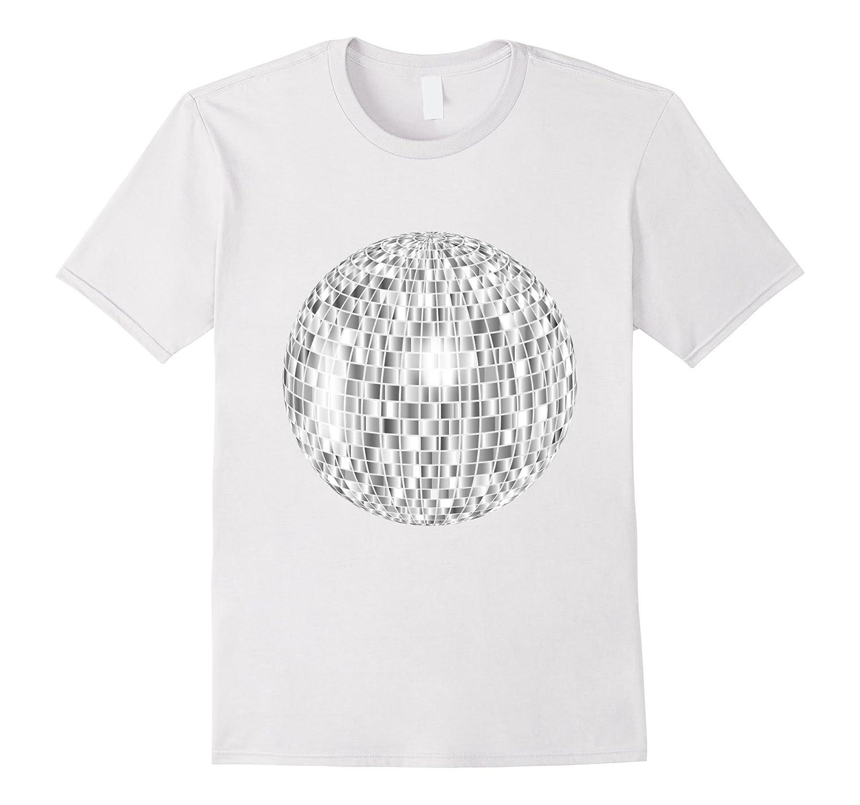 ecca4ed66 Big Huge Disco Mirror Ball t-shirt 80's Club Dance Party-ANZ ...