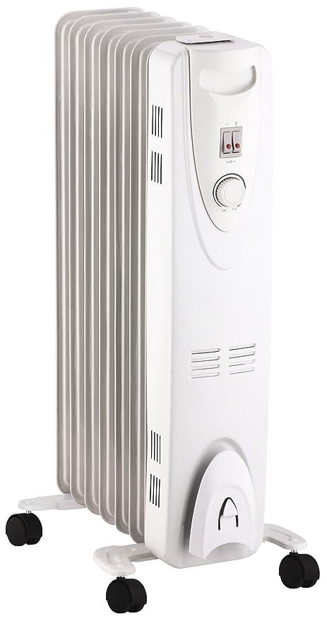 Radiador con baño de aceite PVM – 7 Elementos – 1500 W