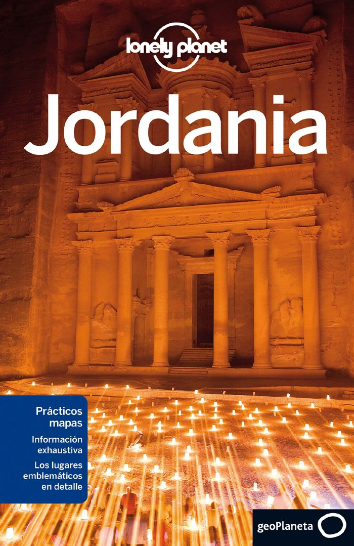 Jordania (Guías de País Lonely Planet)