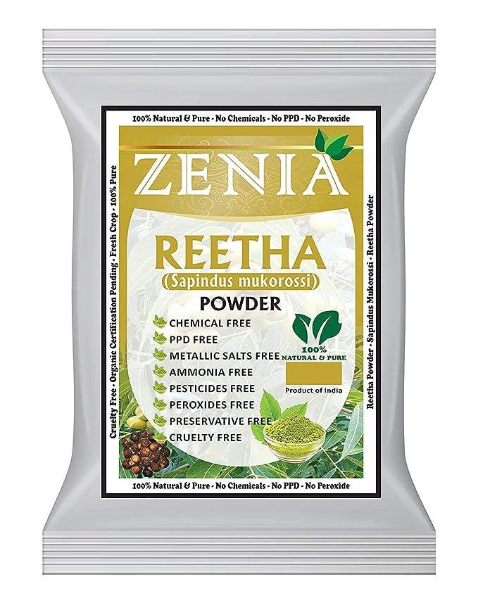 Amazon.com : Zenia Aritha Reetha Natural Hair Cleanser Powder 100 grams : Beauty