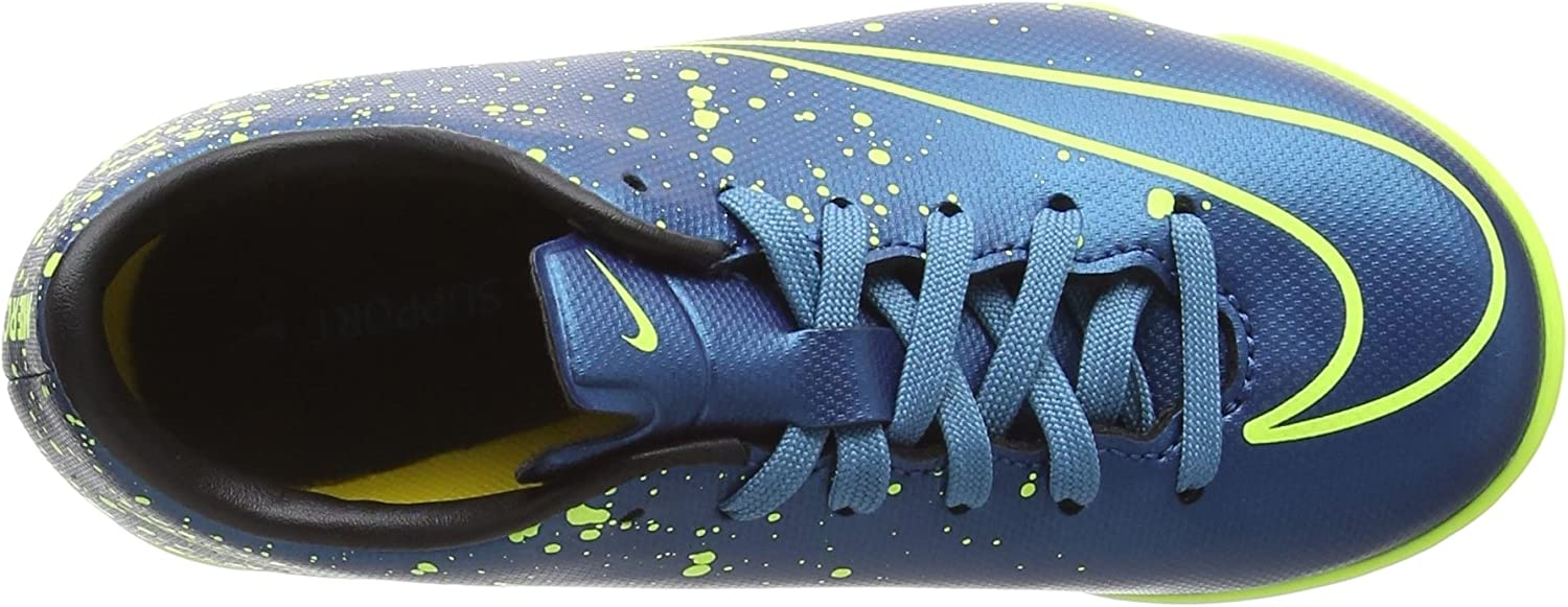 Nike Youth Mercurial Victory V Turf-Squadron Blue//Black//Squadron Blue