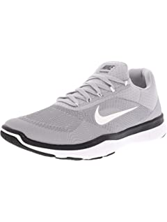 pretty nice 780f9 b46d2 Nike Men s Free Trainer V7 Tb Wolf Grey White-Black Ankle-High Training