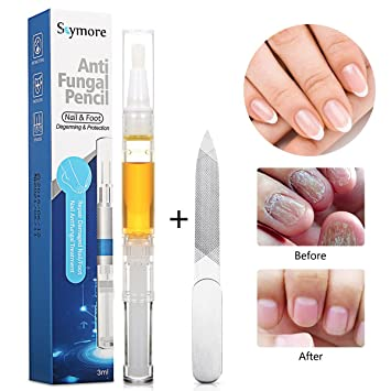 Skymore Nail Oil Cuticle Oil Nail Treatment Clear Foot Fungus