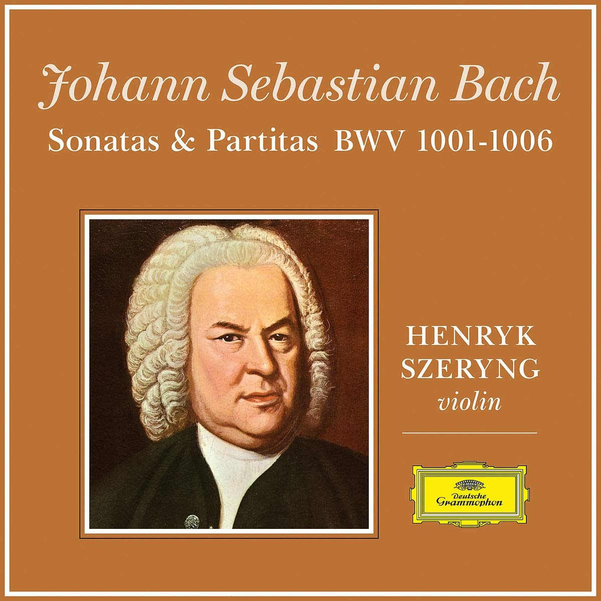 Vinilo : HENRYK SZERYNG - J.s.bach: 6 Sonatas & Partitas For Violin Solo (180 Gram Vinyl, Limited Edition, 3PC)