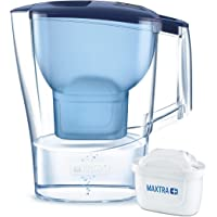 BRITA Aluna Water Filter Jug Maxtra+, Cool Blue