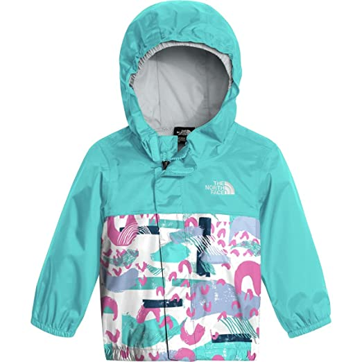 300f3eb7c The North Face Kids Unisex Tailout Rain Jacket (Infant) Blue Curacao (Prior  Season