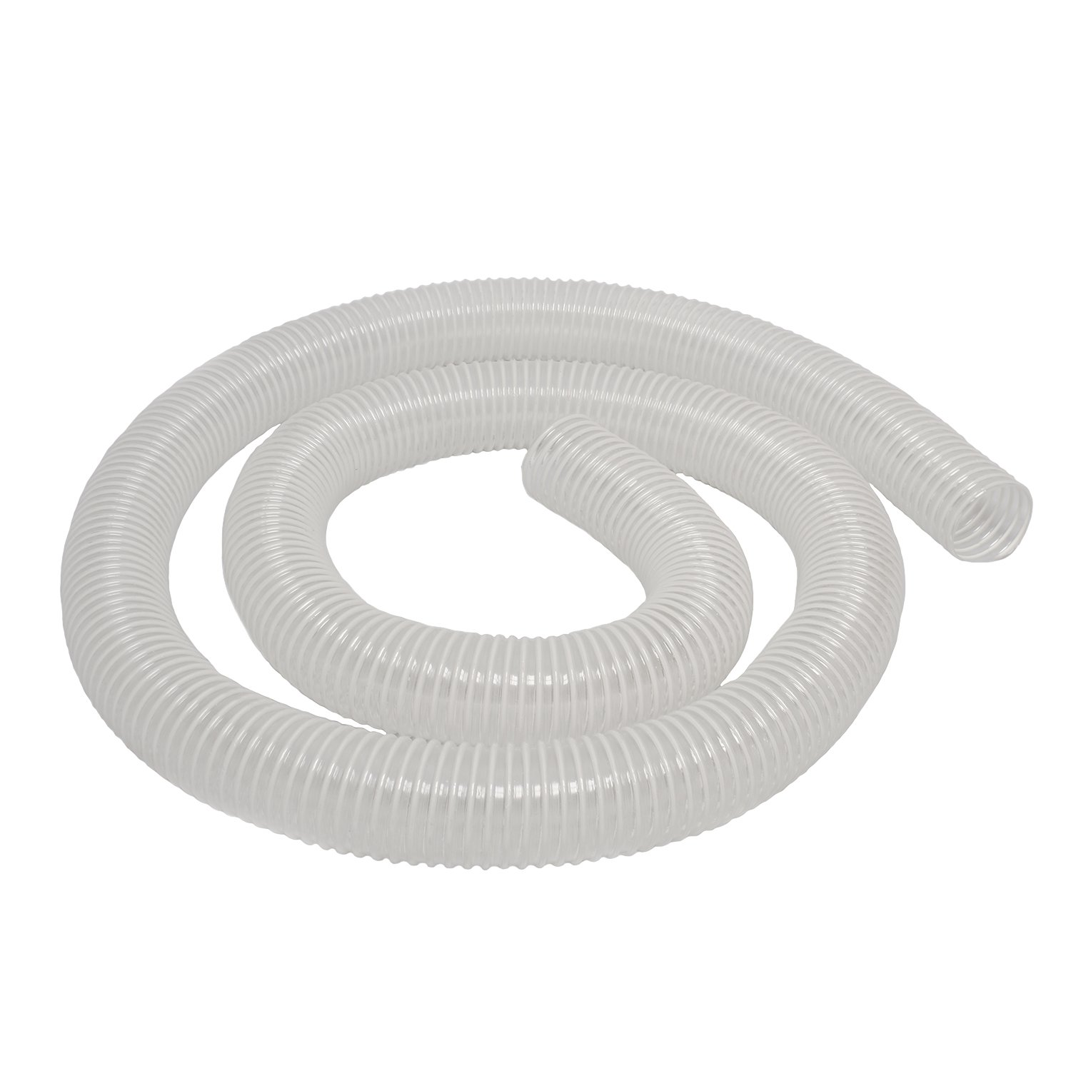 In Quality Honest Heavy Duty/ High Pressure/ Suction Hoses Grey Superior