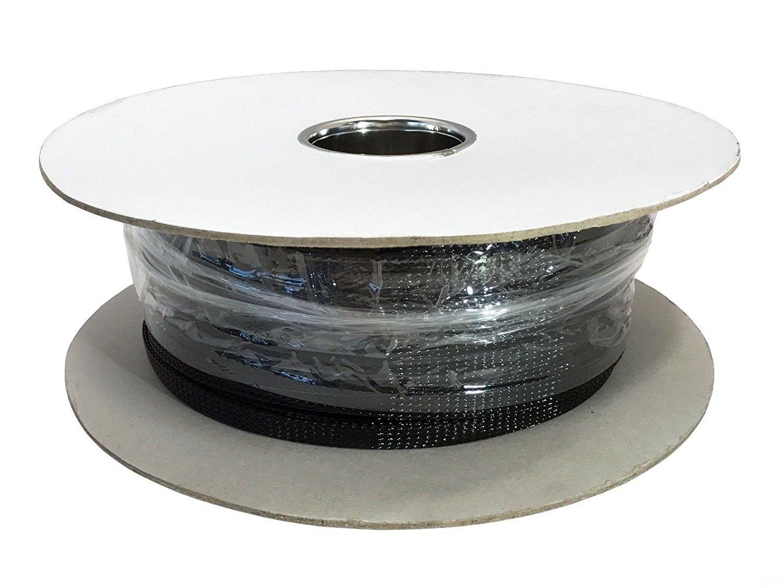 Tubo corrugado borla de poliéster expandible para floristerías Cables de oficina y casa (diámetro 40 mm.) 100 Metri: Amazon.es: Oficina y papelería
