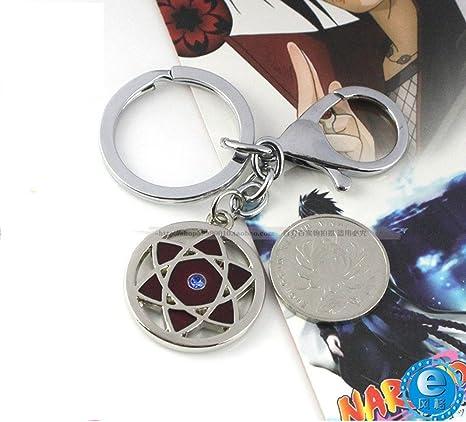Amazon.com: Naruto Kakashi Itachi Uchiha Sharingan – Ojo ...