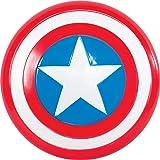 Rubie's 335640 - Captain America Schild, Action Dress Ups und Zubehör, One Size