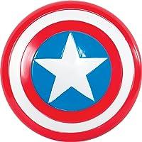 Avengers Escudo Capitán América Infantil, Talla única (Rubie'S Spain 35640)