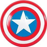 Avengers - Escudo Capitán América infantil, talla única (Rubie's Spain 35640)