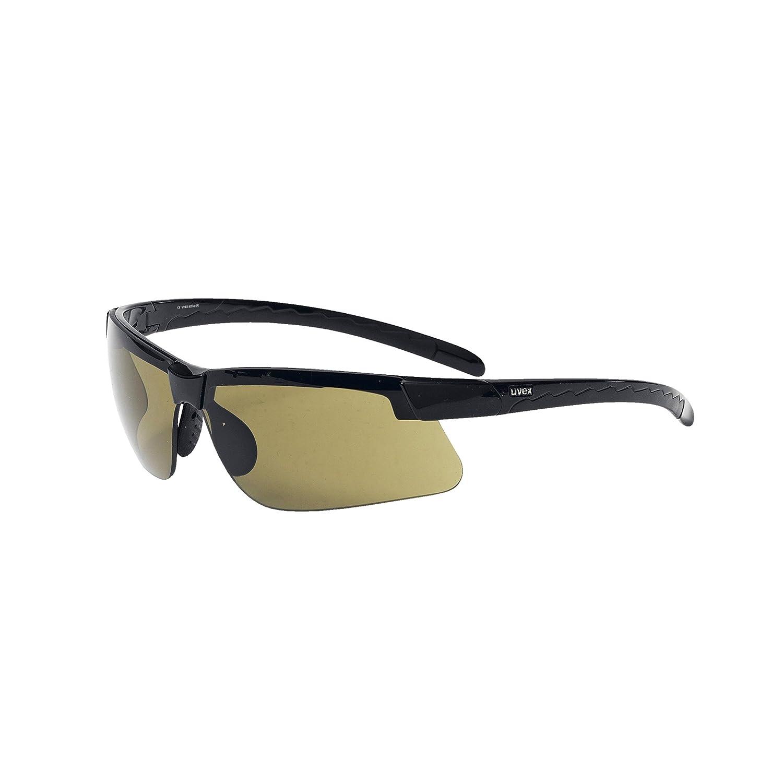 Uvex Sportbrille schwarz Einheitsgröße pYAZx