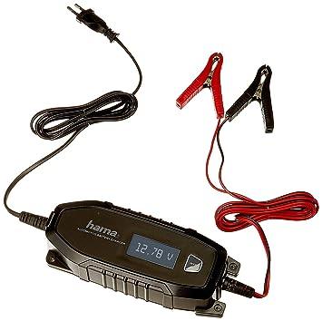 Hama Autobatterie Ladegerät Für Auto Motorrad Boot 612v Für