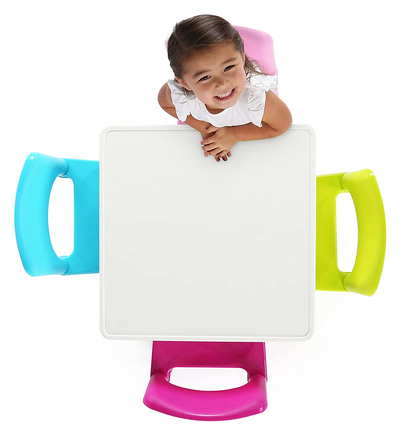 kids table chairs play set toddler child toy activity furniture indoor outdoor ebay. Black Bedroom Furniture Sets. Home Design Ideas