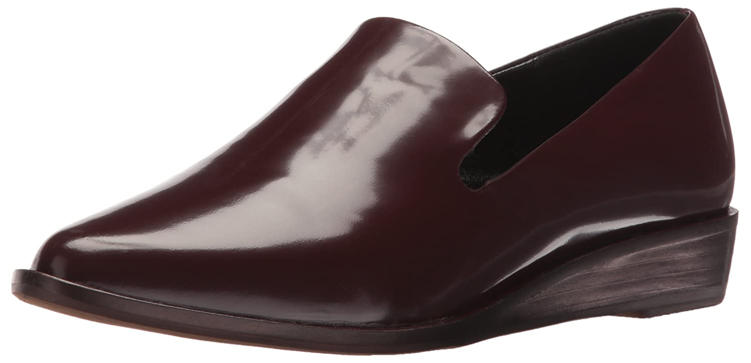 Kelsi Dagger Brooklyn Women's Abbi Pointed Toe Flat B01K3M4NHK 6.5 B(M) US|Oxblood
