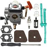 Harbot C1Q-S174 FS90R Carburetor for Stihl FS110R FS130R FS100 KM130R FS130 FS90 KM90R KM90 FS100RX FS110 KM110R HT100…