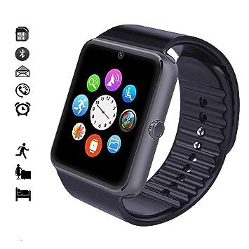 Pcjob SmartWatch GT08 Bluetooth Reloj móvil gsm SIM para ...