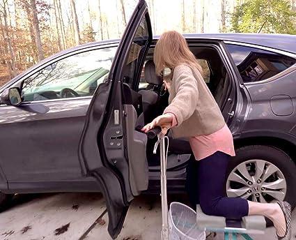 r Maxsa Black Innovations 20121 Car Butler Helping Handle