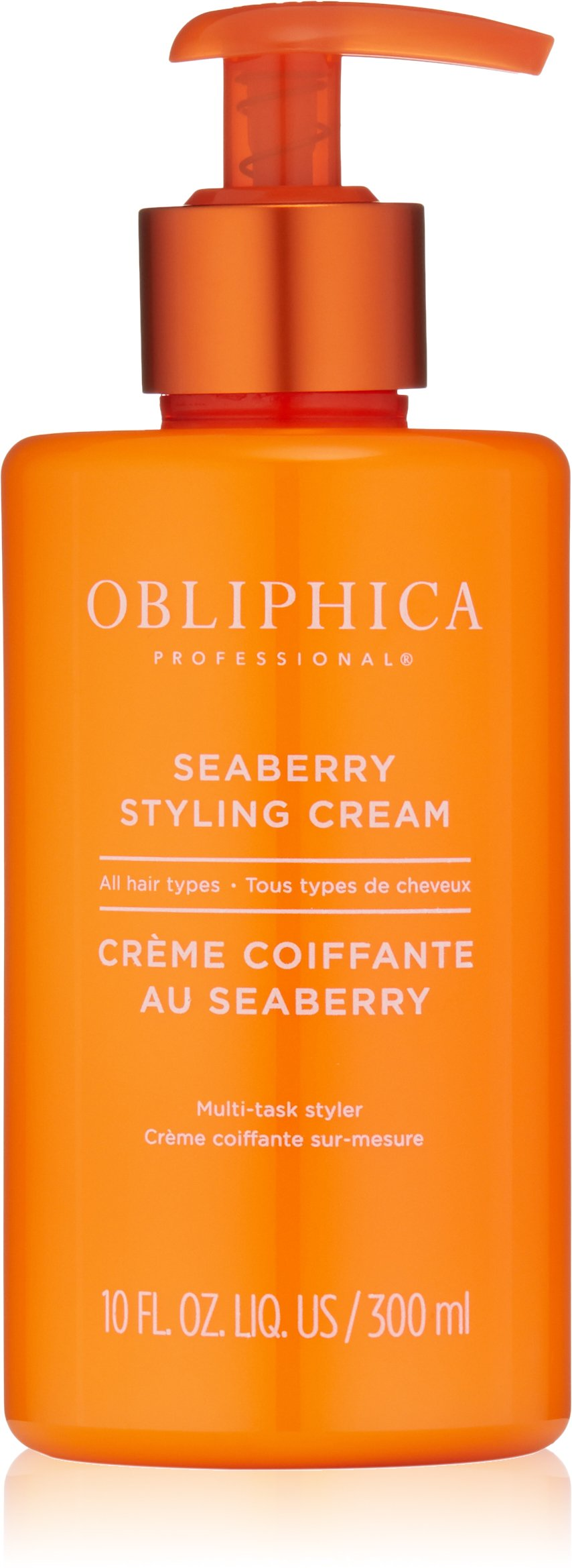 Obliphica Professional Seaberry Styling Cream, 10 Fl Oz by Obliphica Professional