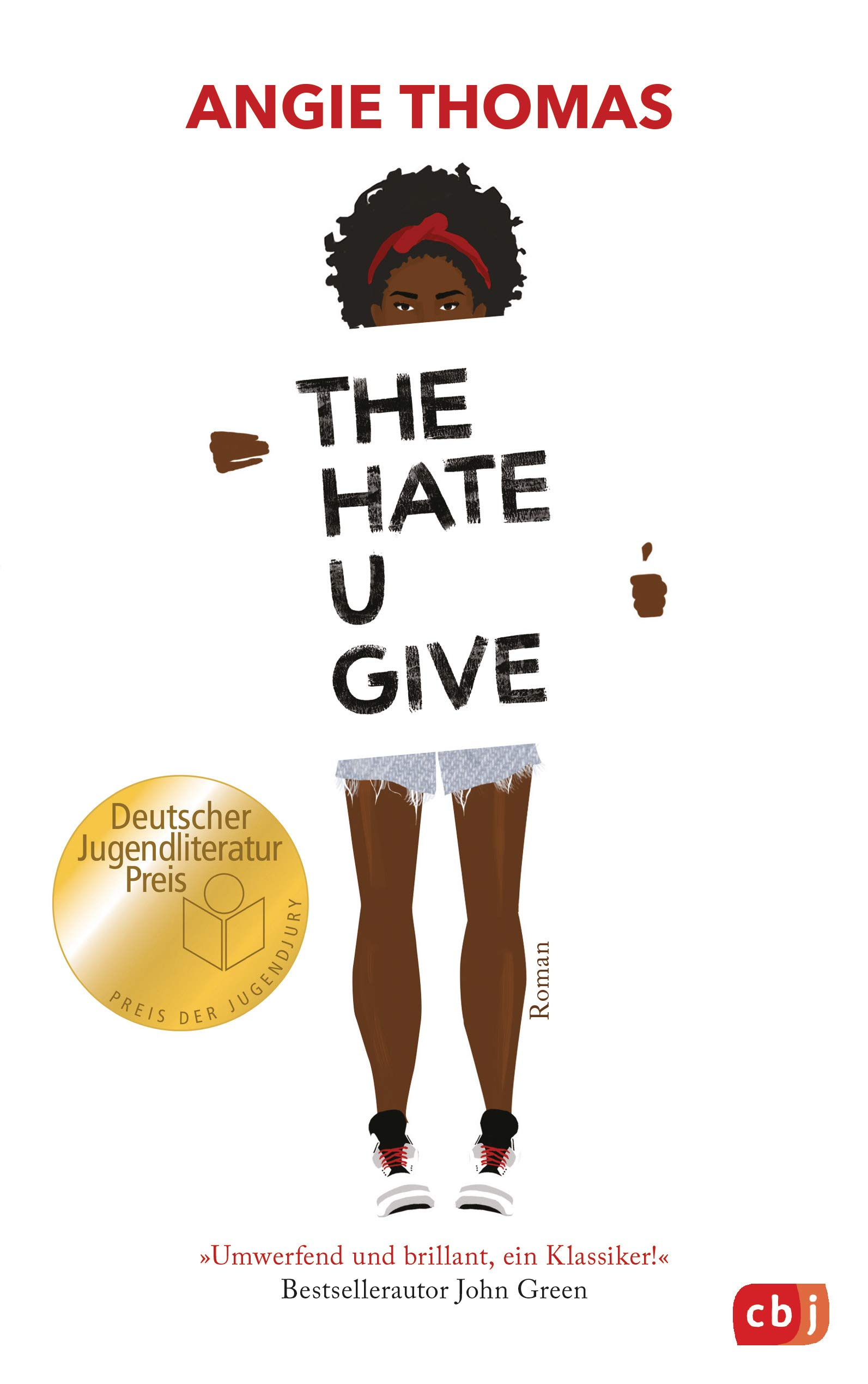 """The Hate U Give"" Cover"