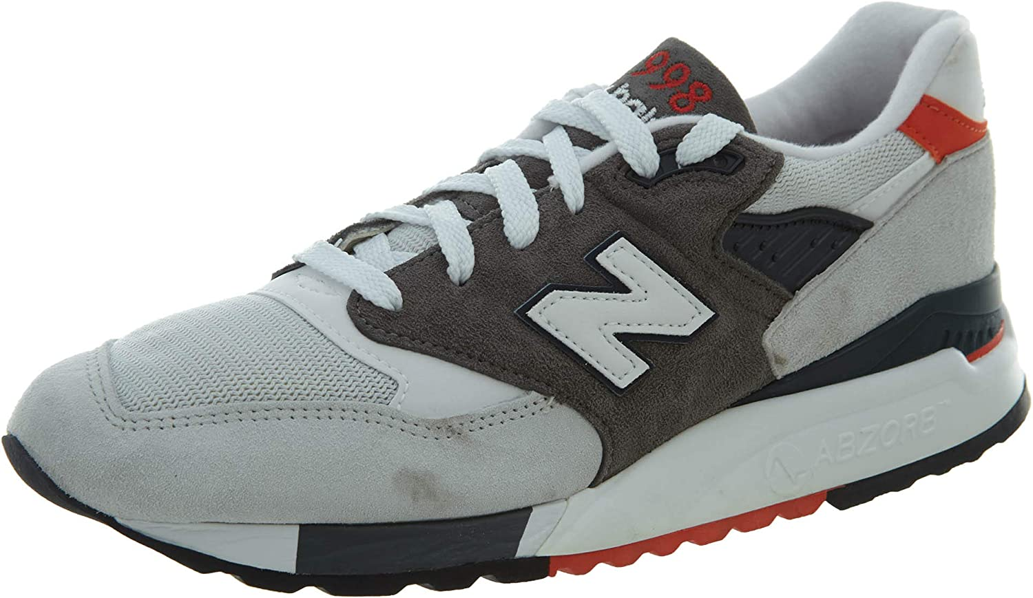 New Balance Men s Connoisseur Retro Explore by Air 998 Sneakers – Grey
