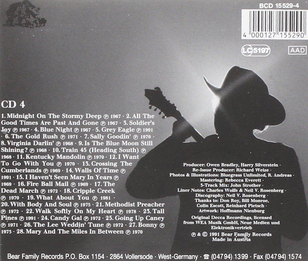 Bluegrass 1959-69 by Bear Family
