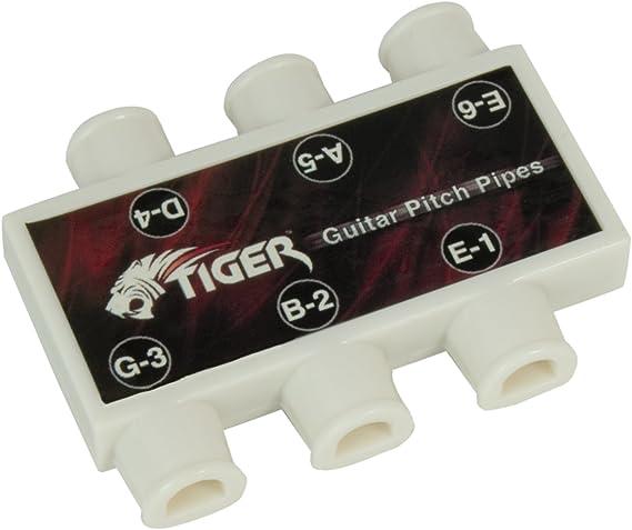 Tiger GAC21 - Silbato afinador para guitarra: Amazon.es ...