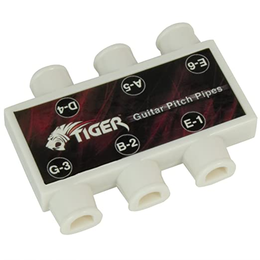 2 opinioni per Tiger GAC21- Diapason per chitarra, 6 note