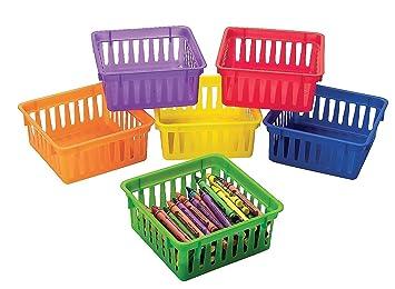 Exceptional Classroom Small Square Storage Baskets   Teacher Resources U0026 Storage